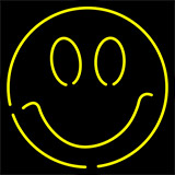 Smile Face LED Neon Flex Sign