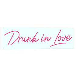 Drunk In Love LED Sign