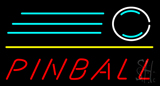 Pinball Shot LED Neon Flex Sign