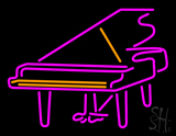 Piano Logo LED Neon Flex Sign