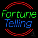 Green Fortune Blue Telling LED Neon Flex Sign