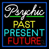 Psychic Past Present Future LED Neon Flex Sign