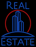 Real Estate Building Logo LED Neon Flex Sign