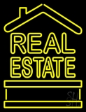 Real Estate LED Neon Flex Sign