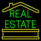 Real Estate 1 LED Neon Flex Sign