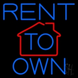 Rent To Own 3 LED Neon Flex Sign