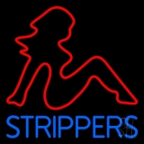 Strippers LED Neon Flex Sign