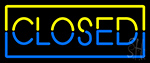 Closed Border LED Neon Flex Sign