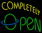 Completely Open LED Neon Flex Sign