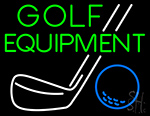 Golf Equipment LED Neon Flex Sign