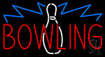 Bowling LED Neon Flex Sign