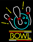 Bowl LED Neon Flex Sign