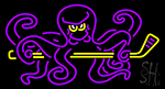 Octopus Hockey LED Neon Flex Sign