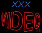 Xxx Video LED Neon Flex Sign