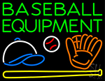 Baseball Equipment LED Neon Flex Sign
