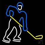 Hockey LED Neon Flex Sign