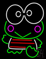 Keroppi LED Neon Flex Sign