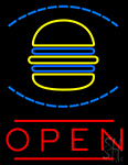 Open LED Neon Flex Sign