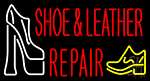 Shoe And Leather Repair LED Neon Flex Sign