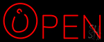 Nazarene Open LED Neon Flex Sign