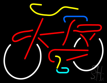 Bicycle Neon Flex Sign