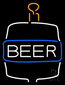 Beer Bottle Neon Flex Sign