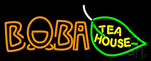Boba Neon Flex Sign