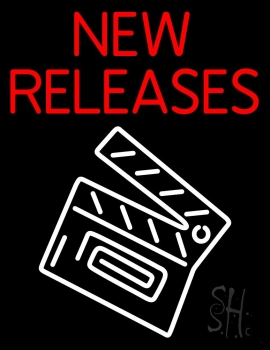 New Releases With Logo Neon Flex Sign