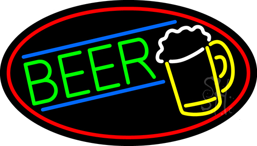Beer Mug Beer Neon Flex Sign