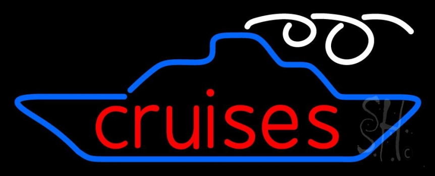 Cruises Neon Flex Sign