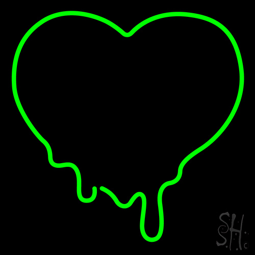 Heart Neon Flex Sign