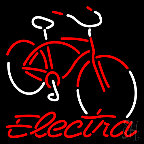 Electra Bicycle Neon Flex Sign