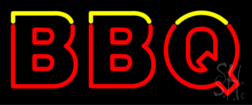 Bbq Red Neon Flex Sign