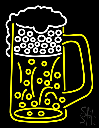 Beer Mug Neon Flex Sign