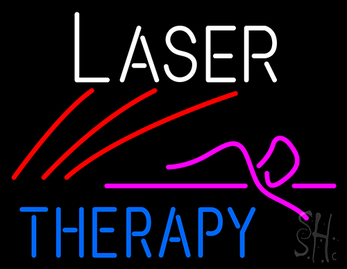 Laser Therapy Neon Flex Sign