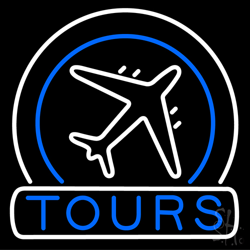 Tours Icon Neon Flex Sign