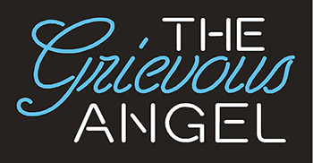 The Grievous Angel Neon Flex Sign