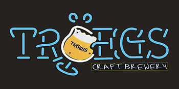 Troegs Craft Brewery Neon Flex Sign