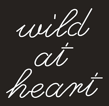 Wild At Heart Neon Flex Sign