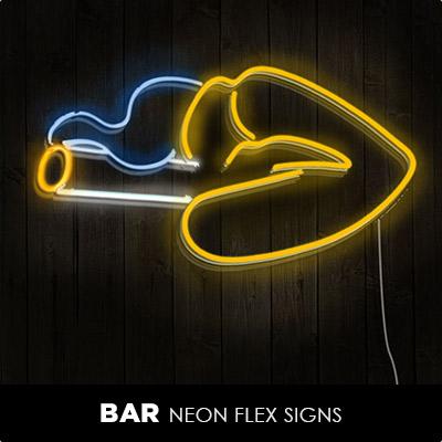 Bar Led Neon Signs